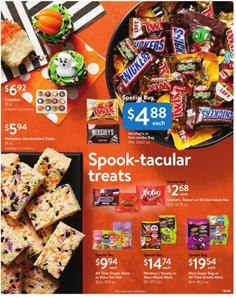 Walmart Ad Halloween Snacks Sep 28 Oct 13 2018