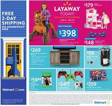 Walmart Ad Hunting Equipment Sep 2018
