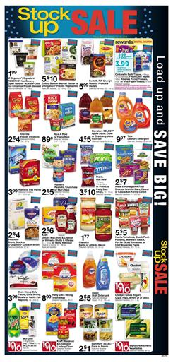 Albertsons Weekly Ad Grocery Sale Oct 10 16 2018
