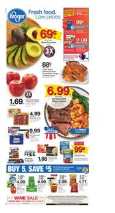 Kroger Weekly Ad Grocery Oct 17 23 2018