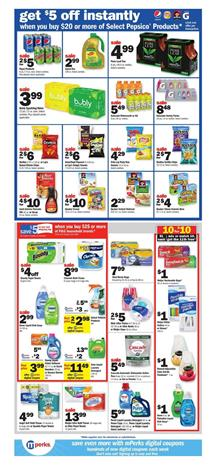 Meijer Weekly Ad 5 Off Products Oct 28