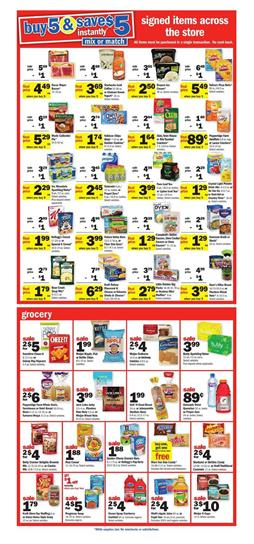 Meijer Weekly Ad Grocery Sale Oct 14 20 2018