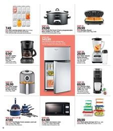 Target Weekly Ad Home Products Oct 28 1
