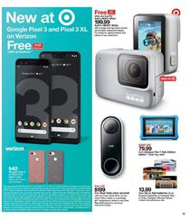 Target Weekly Ad Home and Electronics Oct 21