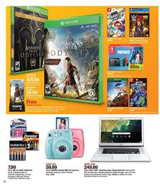 Target Weekly Ad New Movies October