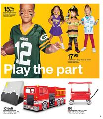 Target Weekly Ad Toy Sale Oct 21 27 2018
