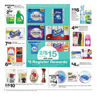 Walgreens Ad Household Products Oct 21 27 2018