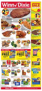 Winn Dixie Weekly Ad Deals Oct 3 9 2018