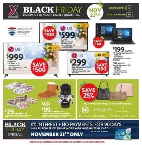 Aafes Black Friday Ad 2018