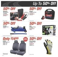 Auto Zone Black Friday Ad Deals 2018
