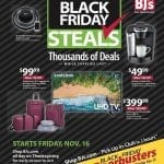 Bj's Wholesale Club Black Friday Ad 2018