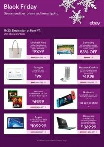Ebay Black Friday Ad 2018