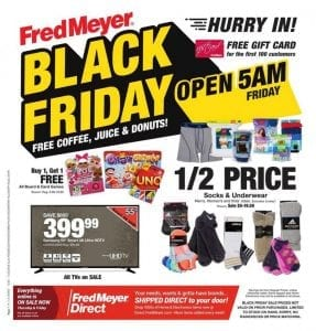 Fred Meyer Black Friday 2018