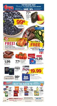 Frys Weekly Ad Mix and Match Sale Nov 7 13 2018