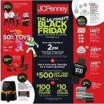 JC Penney Black Friday Ad 2018