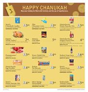 Publix Weekly Ad Deals Chanukah Nov 23 28
