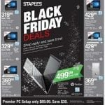 Staples Black Friday Ad 2018
