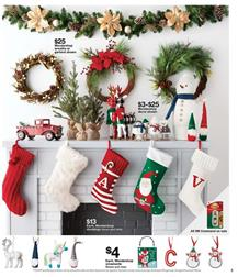 Target Ad Holiday Products Nov 25 Dec 1