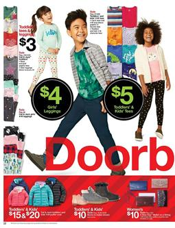 Target Black Friday Ad Clothing Deals 2018
