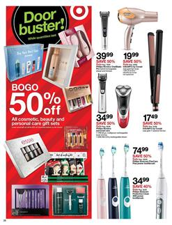 Target Black Friday Ad Home Products 2018