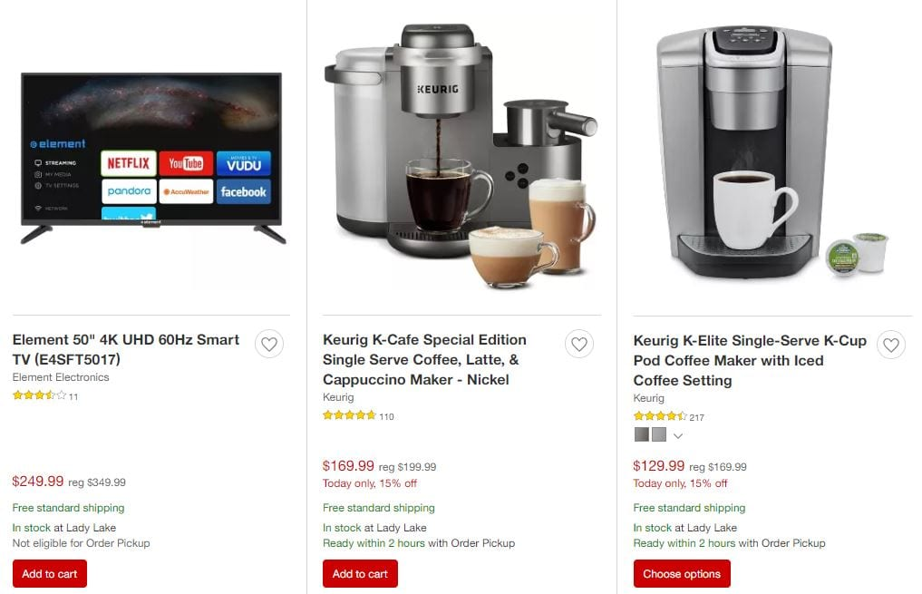Target Cyber Monday Sale 2018