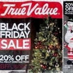 True Value Black Friday Ad 2018