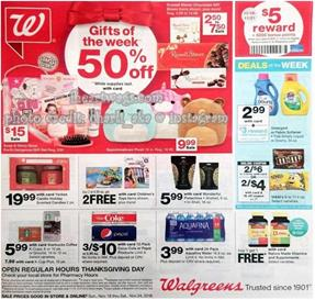 Walgreens Black Friday Ad Preview 2018