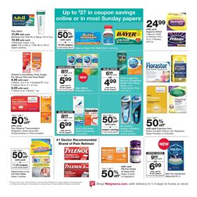 Walgreens Weekly Ad Pharmacy Deals Dec 2 8 2018