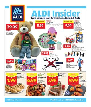 Aldi Insider Ad Holiday Toys Dec 5 11 2018