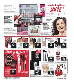 CVS Weekly Ad Beauty Gifts Dec 16 22 2018