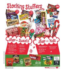 CVS Weekly Ad Holiday Stocking Stuffers Dec 16 22 2018