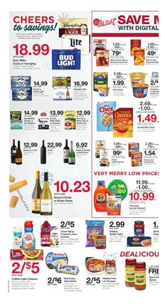 Kroger Weekly Ad Christmas Sale Dec 19 24 2018