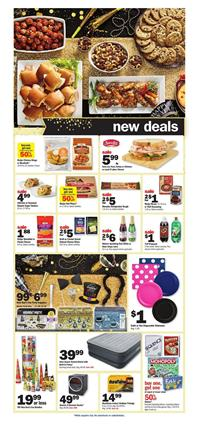 Meijer Weekly Ad New Year Party Foods Dec 27 31 2018