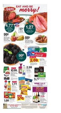 Ralphs Weekly Ad Festive Foods Dec 12 18 2018