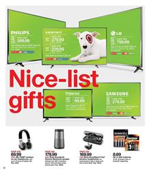 Target Ad Holiday Gift Ideas Dec 2 8 2018