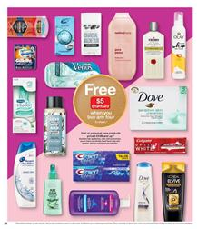 Target Ad Holiday Personal Care Gifts Dec 2 8 2018