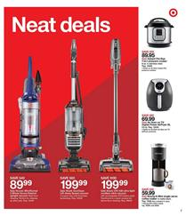 Target Ad Last Minute Christmas Home Products Dec 23 29 2018