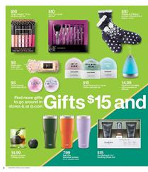 Target Weekly Ad Christmas Gifts Dec 16 22 2018