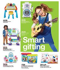 Target Weekly Ad Christmas Toys Dec 16 24 2018