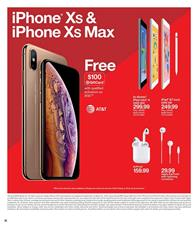Target Weekly Ad Holiday Electronic Deals Dec 9 15 2018