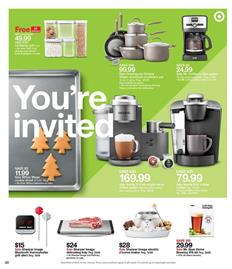 Target Weekly Ad Home Appliances Holiday Deals Dec 2 8 2018