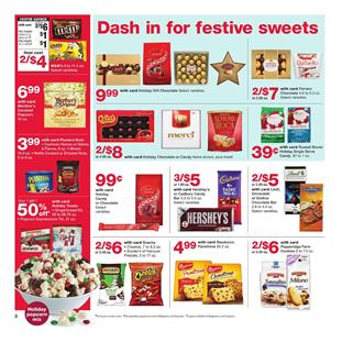 Walgreens Weekly Ad Snacks and Drinks Dec 16 22 2018