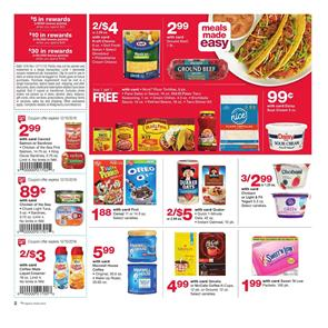 Walgreens Weekly Ad Snacks and Grocery Dec 9 15 2018