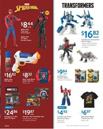 Walmart Ad Toy Sale Favorite Characters