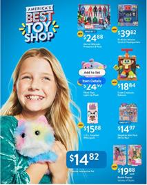Walmart Weekly Ad Holiday Toy Sale Nov 30 Dec 15 2018