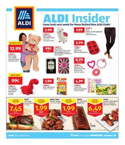 Aldi Insider Ad Jan 30 Feb 5