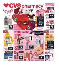 CVS Weekly Ad Valentines Day Feb 3 9