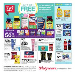 Walgreens Weekly Ad Preview Jan 6 12 2019