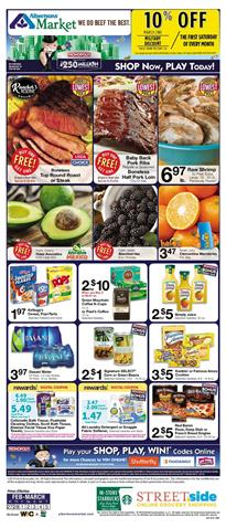 Albertsons Weekly Ad Deals Feb 27 Mar 5 2019