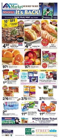 Albertsons Weekly Ad Deals Feb 6 12 2019